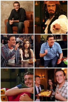 Marshall Eriksen / Jason Segel one of the best actors ever Best Tv Shows, Favorite Tv Shows, Love Movie, Movie Tv, I Meet You, Told You So, Marshall Eriksen, Marshall And Lily, Ted Mosby
