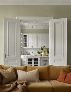 OSMAN TAHIR STUDIO Beautiful Kitchens, Color Inspiration, Studio, Furniture, Instagram, Home Decor, Style, Image, Swag