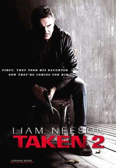 Taken 2 (2012): In Istanbul, retired CIA operative Bryan Mills and his wife are taken hostage by the father of a kidnapper Mills killed while rescuing his daughter. #movie