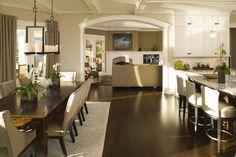 Kitchen - traditional - kitchen - minneapolis - Stonewood, LLC counter top knob color  kitchen ceiling