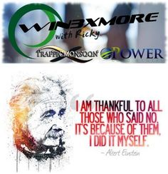 - 100% Make Money Daily - No Sponsoring Required & No Selling Required - Get More Traffic To Your Business - Get Paid Every Hour & Endless Passive Income - And Much More @ http://www.win3xmorewithricky.com/