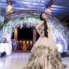Find the perfect designer Indian reception gown and cocktail dress - Check out our gallery of cocktail dresses and dreamy reception gowns for Indian brides. Indian Reception, Reception Gown, White Frock, Western Gown, Indian Gowns, Indian Wear, Cocktail Gowns, Bridal Lehenga, Wedding Suits