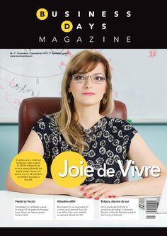 Business Days Magazine numarul 11
