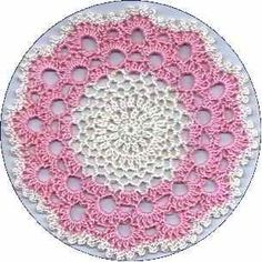 crochet Tea Time doily pattern //I like this for a rug, but trying to read the pattern off the original website is nearly impossible. Crochet Home, Crochet Crafts, Easy Crochet, Crochet Projects, Free Crochet Doily Patterns, Crochet Motif, Crochet Designs, Free Pattern, Thread Crochet