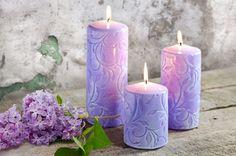 Svíčka finezja Pillar Candles, Taper Candles, Candles