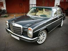 Classic Mercedes Benz classic-cars-vans-and-trucks