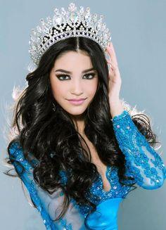Miss Teen Universe 2013:  Vivianie Diaz Arroyo