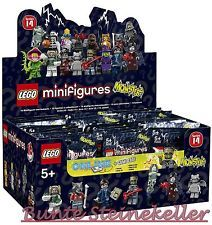 LEGO Series 14 Monster Minifigs Case 60 Collectible Minifigures 71010 for sale online Lego For Sale, Lego Minifigs, Pop Toys, Birthday List, Geek Gifts, Lego Sets, Arcade Games, Legos, Ebay