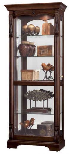 tall skinny cabinet with doors 2