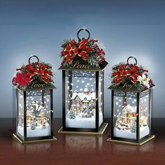 Diy christmas decorations 158470480626086396 - Unique DIY Christmas Lantern Decoration Ideas / Inspo – Hike n Dip Source by srirupmazumdar Lantern Christmas Decor, Indoor Christmas Decorations, Noel Christmas, Christmas Centerpieces, Rustic Christmas, Simple Christmas, Christmas Wreaths, Christmas Ornaments, Christmas Projects