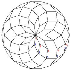 radial symmetry drawing - Google Search