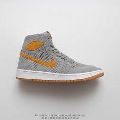 new styles d5de5 3e815 Mens Fsr 2018 Summer Air Jordan 1 Retro High Og Flyknit Jordan Generation  Flyknit Ben All-Match Culture Basket Sneaker