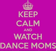 DANCE MOMS! and dance moms miami!!