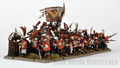 davetaylorminiatures: The Artillery Train of Nuln (Part 4)