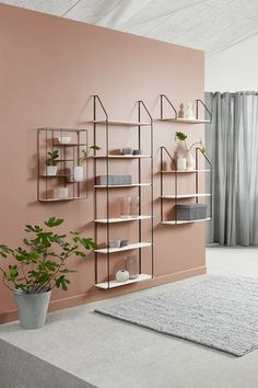 In JYSK you will always find great offers on everything for your home. See our selection of mattresses, duvets, pillows, furniture and garden furniture and buy online today at JYSK. Bookcase Shelves, Wall Shelves, Shelving, Apartment Decorating On A Budget, Apartment Design, My Living Room, Home And Living, Office Lounge, Buy Furniture Online