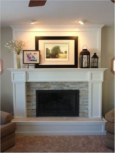 Small Living Room with Corner Fireplace. 20 Best Of Small Living Room with Corner Fireplace. Future Home Idea Love the Corner Fireplace and Big Windows Farmhouse Fireplace Mantels, Fireplace Remodel, Cozy Fireplace, Living Room With Fireplace, Fireplace Surrounds, Fireplace Design, Home Living Room, Fireplace Ideas, Mantel Ideas