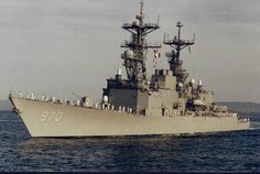 USS Caron DD-970