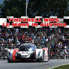 Nissan powered the top four finishers at #LeMans in the P3 class! CHECK OUT THEIR FLAWLESS VICTORY NOW!