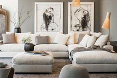 If you are looking for Sofa Living Room Furniture Design Ideas, You come to the right place. Below are the Sofa Living Room Furniture Design Ideas. Design Living Room, Living Room Interior, Home Interior, Modern Interior, Luxury Interior, Couch Design, Natural Interior, Interior Livingroom, Interior Ideas
