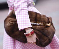 Colliers, Derbies, Céline... - Tendances de Mode