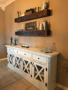 23 best farmhouse buffet images diy ideas for home recycled rh pinterest com