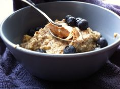 """Paleo """"Oatmeal""""  ~minus my allergy foods, I still think I can use the concept"""