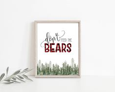 First Birthday Parties, First Birthdays, Bar Drinks, Drink Bar, Dont Feed The Bears, Chili Party, Bear Signs, Sign Display, Table Signs
