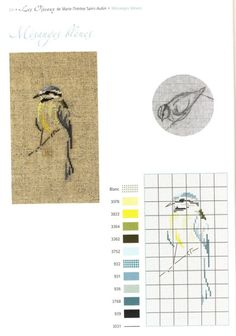 Gallery.ru / Фото #16 - Прозрачные птички - frango
