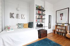 Does Your Bedroom Look Boring? What Might Be Missing   Apartment Therapy