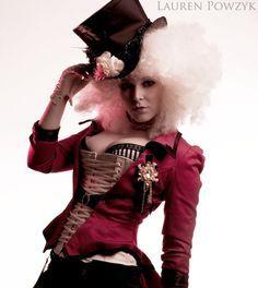 female carnival barker - Google Search