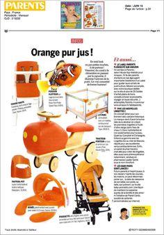 Moulin Roty, Parents Magazine, juin 2015