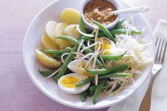 Kijk wat een lekker recept ik heb gevonden op Allerhande! Gado gado groe(n)ten uit Indonesië