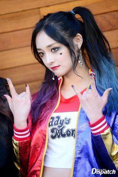 Top 5 KPop Harley Quinn!!! | Daily K Pop News