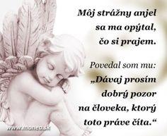Odpoveď anjelovi