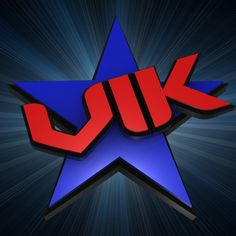 Vikkstar123 youtube logo