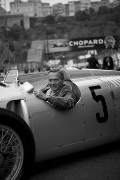 Chopard et le Grand Prix de Monaco Historique 2014 : Gentlemen drivers & passions mécaniques !