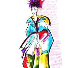 WEBSTA @ asya_melkonyan -  Fashion illustration based on Vivienne Westwood's clothes     #fashionillustration #fashionsketch #viviennewestwood #fashion #fashionillustrator  #illustration #art #drawing #draw #art #sketch  #фешниллюстрация #иллюстрация #мода  #fashionshow #contemporary