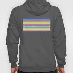 Re-Created Channels xi #Hoody by #Robert #S. #Lee - $38.00