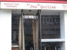 Le Jeu de Quilles - 45 rue Boulard, 75014, Paris (Neighbourhoods: Denfert-Rochereau, 14ème)