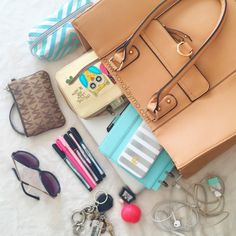 Updated What's In My Purse |
