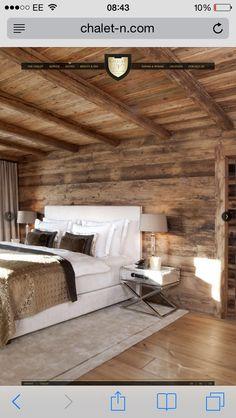 Bedroom in Chalet N, Oberlech