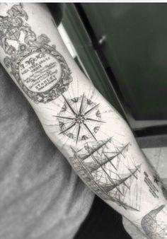 Dr woo nautical sleeve