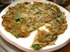 Arirang: Haemul Pajeon (korean seafood pancake)