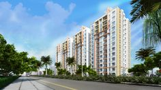 A Holistic Living.... 2, 2.5 & 3 BHK Luxury Apartments @ Whitefield, Bangalore