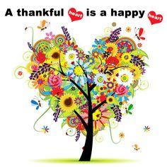 Happy World Gratitude Day, Sept. 21, 2015