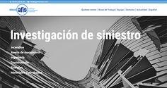 Creación de la Web Corporativa multi idioma (Inglés y Español) por TodoBravo desde cero. Una web que inspira seriedad y profesionalidad.