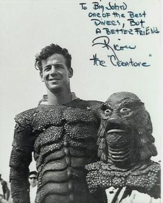 Creature from the Black Lagoon Archives - Decades of Horror Tv Movie, Sci Fi Movies, Scary Movies, Old Movies, Vintage Movies, Comedy Movies, Retro Vintage, Classic Monster Movies, Classic Horror Movies