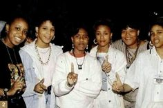 1989 Female MCs