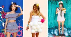 Olá pessoal, tudo bem? Quem aqui já está pensando qual fantasia usar para pular Carnaval esse ano? Reuni 30…