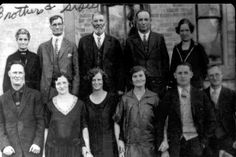 Brothers & Siblings - Photos and Stories — FamilySearch.org